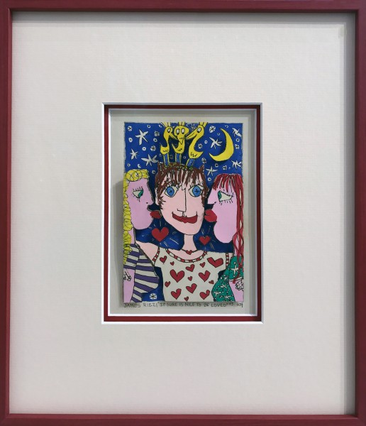IT SURE IS NICE TO BE LOVED (1979) - JAMES RIZZI