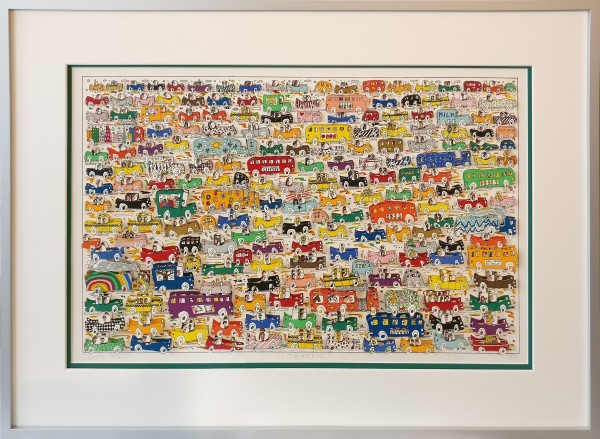 TRAFFIC (1988) - JAMES RIZZI