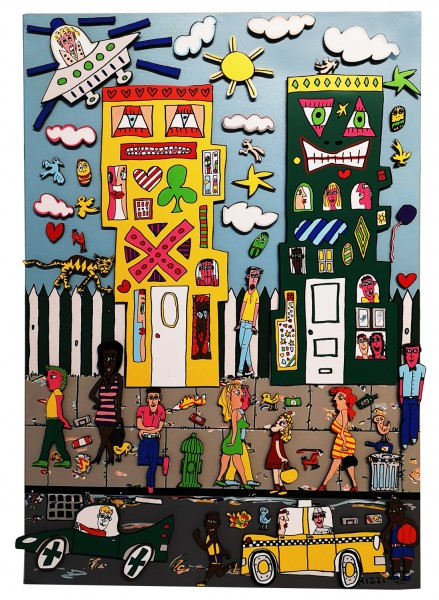 MOVIN IN - MAGNET - JAMES RIZZI (1990)