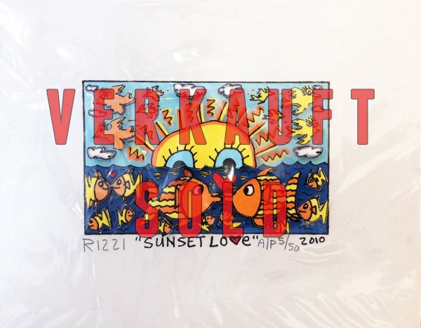 SUNSET LOVE (2010) - JAMES RIZZI