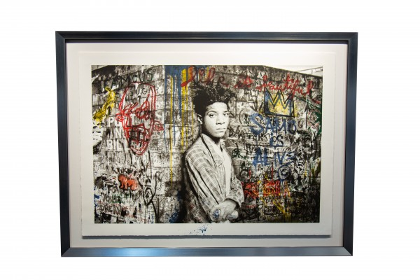SAMO IS ALIVE - MR.BRAINWASH