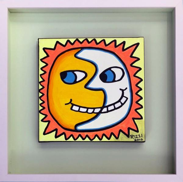 THE MOON HAS FUN WITH THE SUN - UNIKAT (2010) - JAMES RIZZI