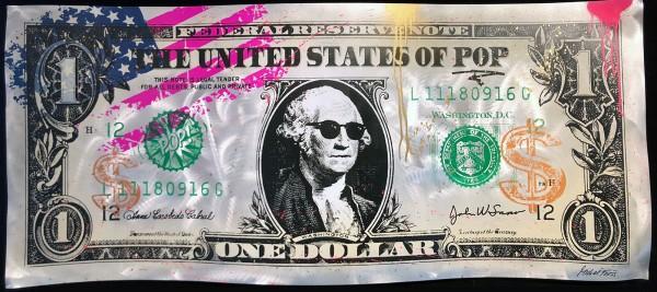 ONE DOLLAR BILL - MICHEL FRIESS