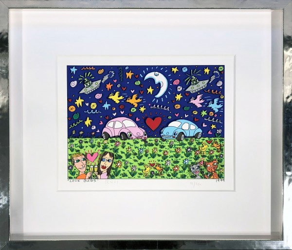 LOVE BUGS (1999) - JAMES RIZZI