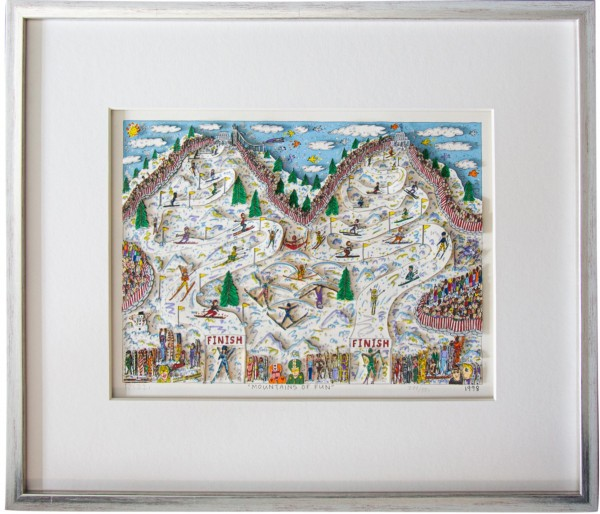MOUNTAINS OF FUN (1998) - JAMES RIZZI