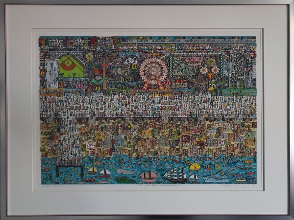 THE LAST STOP IS CONEY ISLAND (2003) - JAMES RIZZI