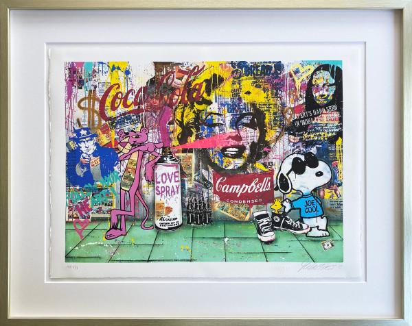 ULTIMATE POP - FINE ART EDITION - MICHEL FRIESS