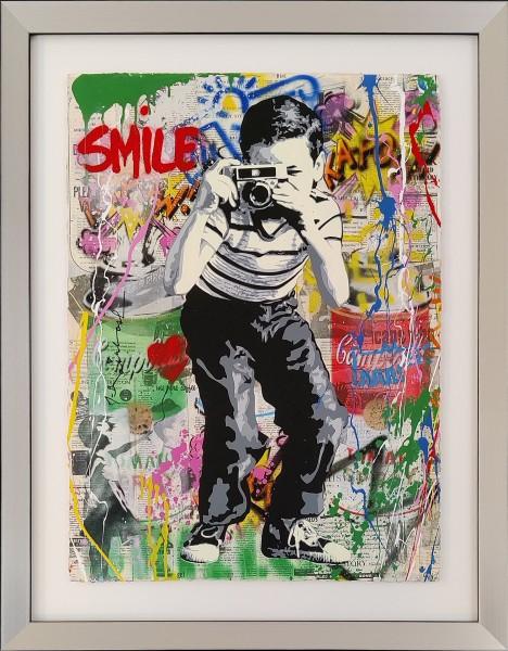 SMILE (2020) - MR. BRAINWASH