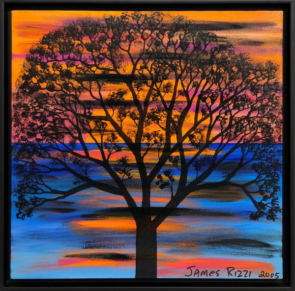 THE SUNSET TREE - UNIKAT (2005) - JAMES RIZZI