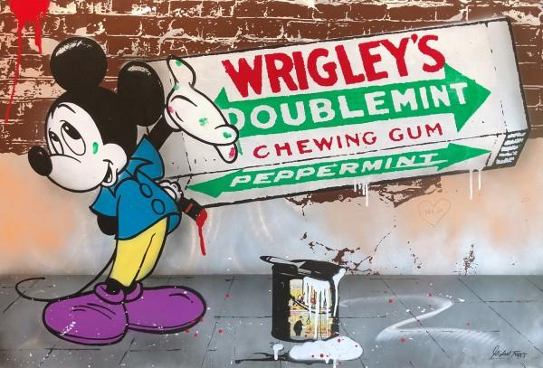 MICKEY WRIGLEY'S - MICHEL FRIESS