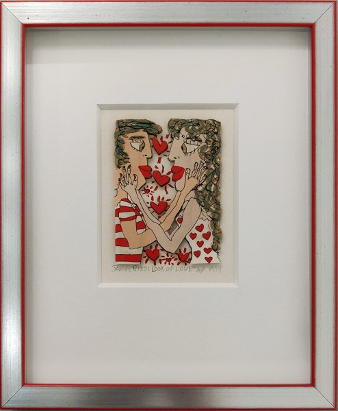 LOOK OF LOVE (1984) - JAMES RIZZI