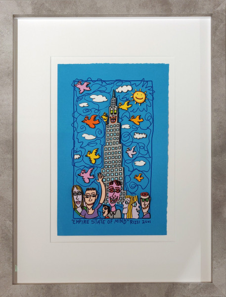 EMPIRE STATE OF MIND (2001) UNIKAT - JAMES RIZZI