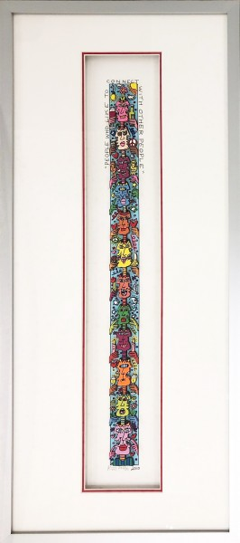 PEOPLE WHO LIKE TO CONNECT WITH OTHER PEOPLE (2010) - JAMES RIZZI