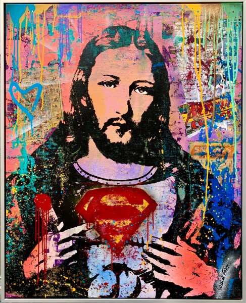 SUPER JESUS POP - MICHEL FRIESS