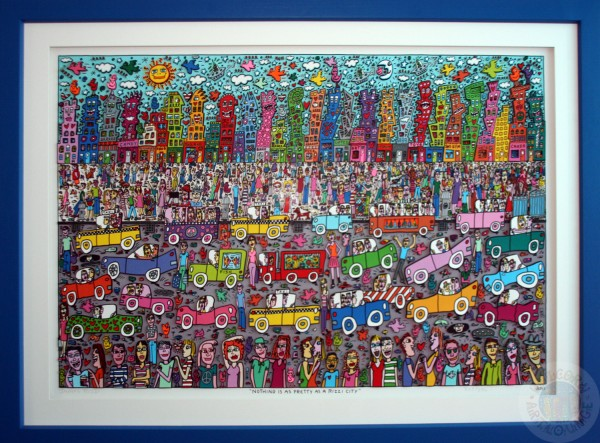 NOTHING IS AS PRETTY AS A RIZZI CITY (2011) - JAMES RIZZI