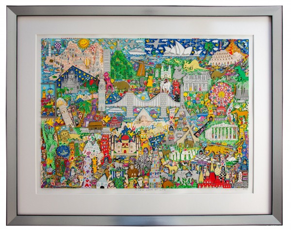 A NEW LOOK AT LIFE (1998) - JAMES RIZZI
