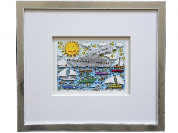 THE SUN. THE SEA. AND WE (1995) - JAMES RIZZI