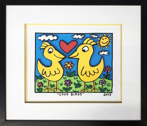 LOVE BIRDS (2003) - JAMES RIZZI