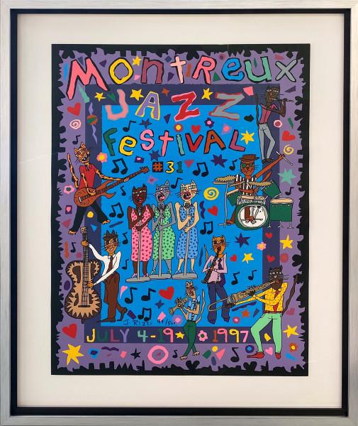 MONTREAUX JAZZ FESTIVAL (1997) - JAMES RIZZI