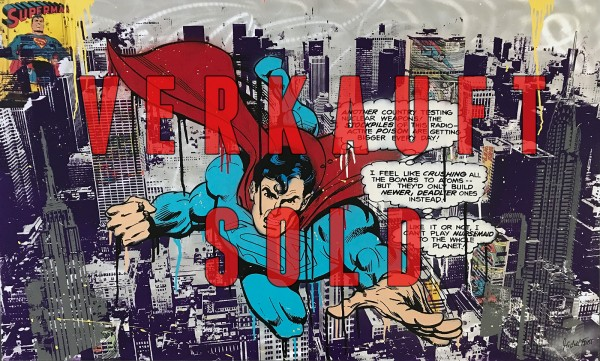 SUPERMAN - MICHEL FRIESS