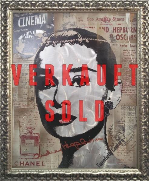 Audrey Cinema - ALUMINIUM - Michel Friess