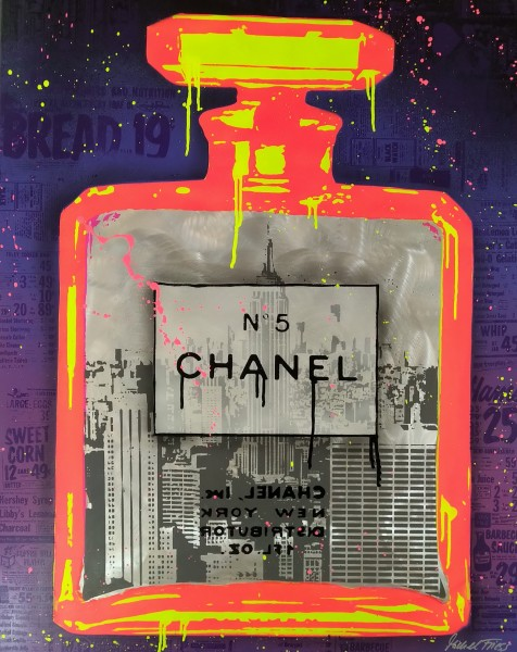 CHANEL NYC - MICHEL FRIESS