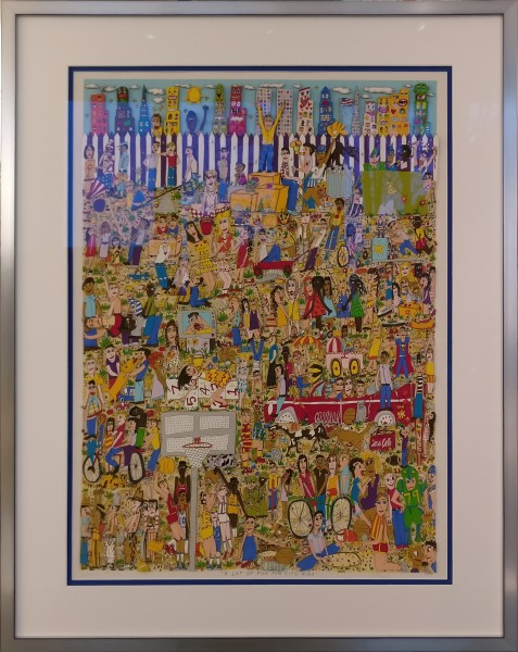 A LOT OF FUN FOR CITY KIDS (1990) - JAMES RIZZI