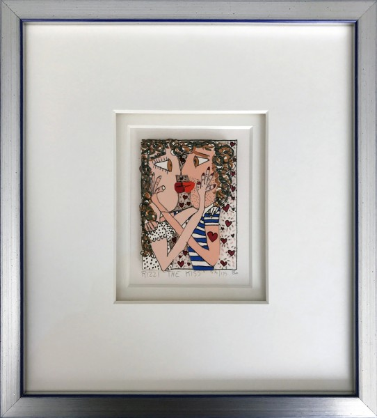 THE KISS (1986) - JAMES RIZZI