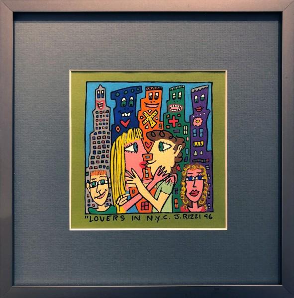 LOVERS IN N.Y.C. (1996) - JAMES RIZZI