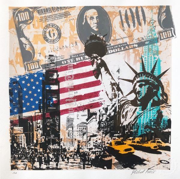 NEW YORK - MICHEL FRIESS