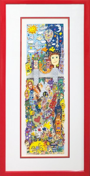 DRAWING ATTENTION (1997) - JAMES RIZZI