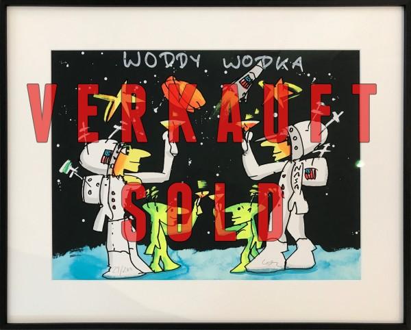 WODDY WODKA 29 / 200 - UDO LINDENBERG
