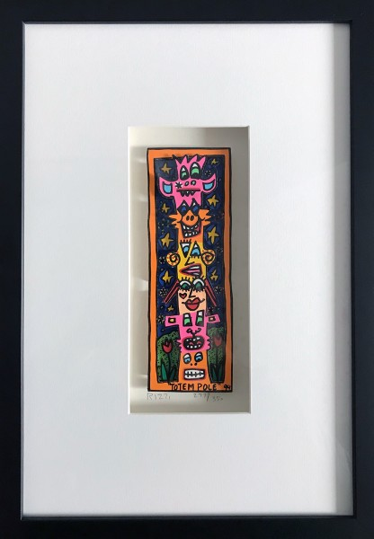 TOTEM POLE (1994) - JAMES RIZZI