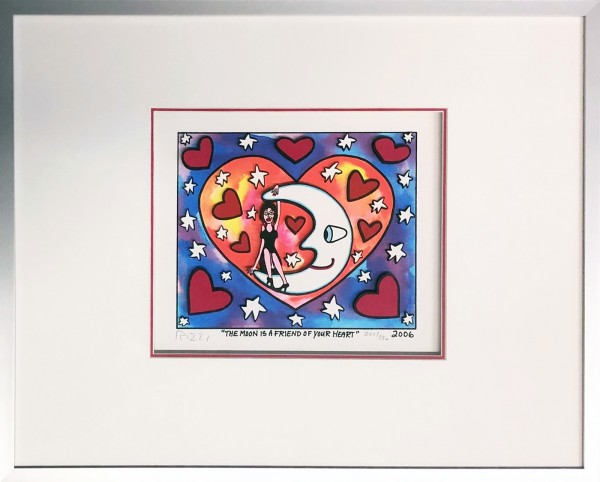 THE MOON IS A FRIEND OF YOUR HEART (2006) - JAMES RIZZI