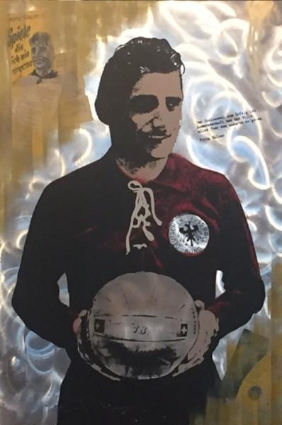 FRITZ WALTER # 2 - ALUMINIUM - Michel Friess