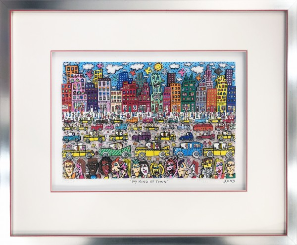 MY KIND OF TOWN (2005) - JAMES RIZZI