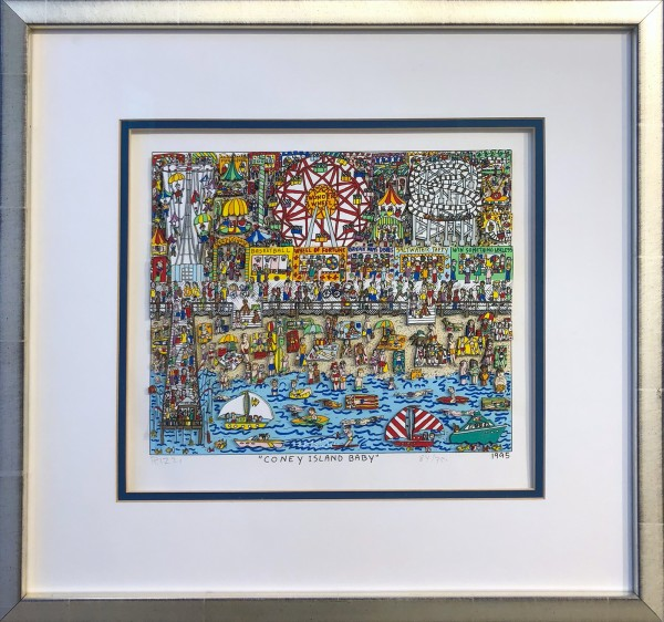 CONEY ISLAND BABY (1995) - JAMES RIZZI