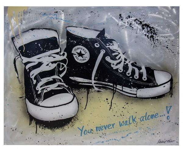 YOU NEVER WALK ALONE - MICHEL FRIESS