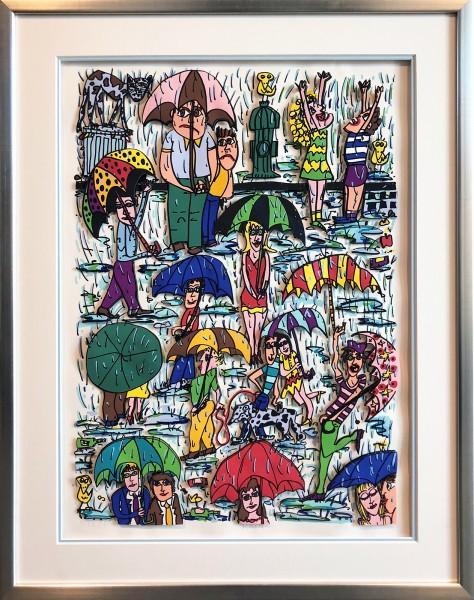 RAIN (1989) - JAMES RIZZI