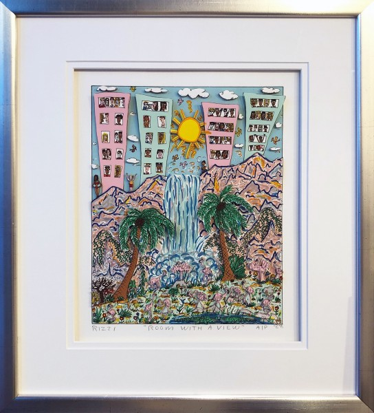 ROOM WITH A VIEW (1988) - JAMES RIZZI