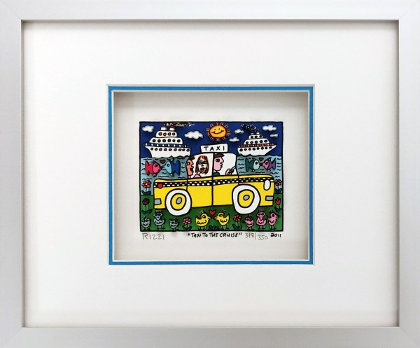 TAXI TO THE CRUISE (2011) - JAMES RIZZI