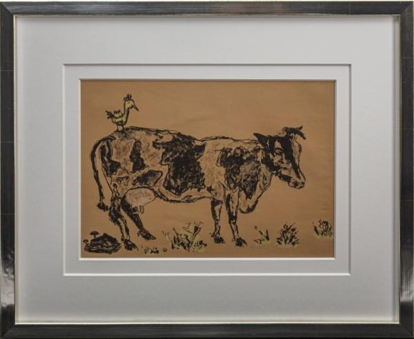 TWEETY BIRDS COW (ca 1972 - 1974) - JAMES RIZZI