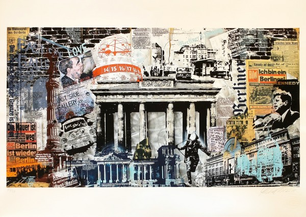 BERLIN - FINE ART PRINT - MICHEL FRIESS