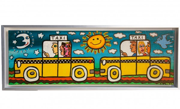 IT'S FUN TO DRIVE WITH THE MOON AND THE SUN (2009) - JAMES RIZZI