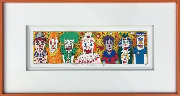 SEND IN THE CLOWNS (1989) - JAMES RIZZI