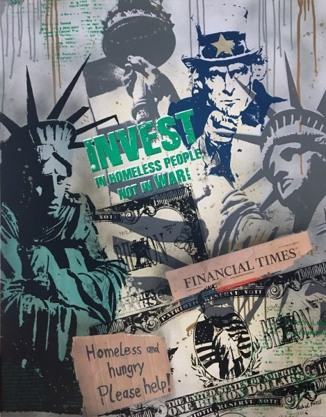 NY Invest - LEINWAND - Michel Friess