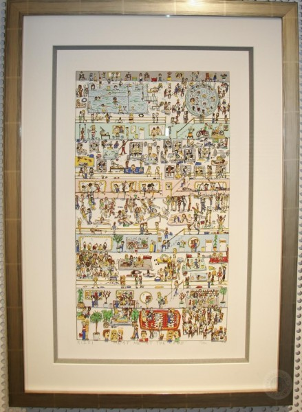 MEAT ME AT THE CLUB (1986) - JAMES RIZZI