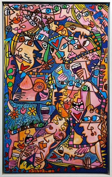 NEVER DONE WITH SEX AND FUN - UNIKAT (2006) - JAMES RIZZI