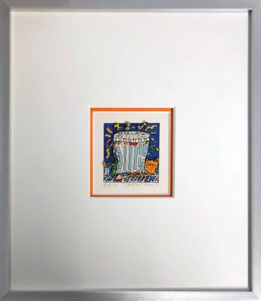 TRASH (1987) - JAMES RIZZI