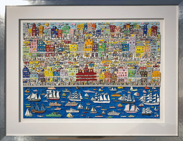 ON THE WATERFRONT (1987) - JAMES RIZZI